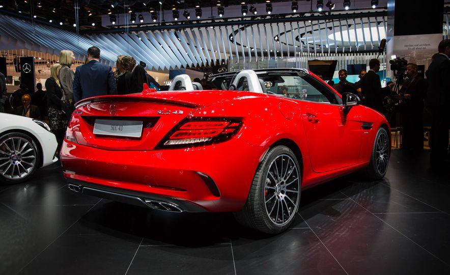 2017 Mercedes-Benz SLC - Slide 6