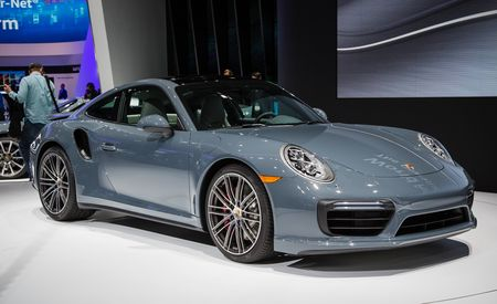 2017 Porsche 911 Turbo/Turbo S: Updates for the Über 911s – Official Photos and Info