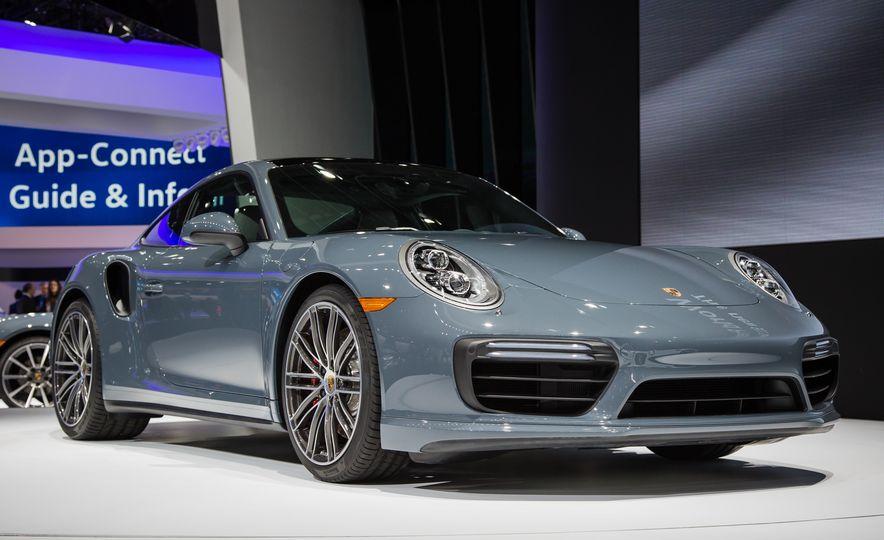 2017 Porsche 911 Turbo - Slide 2