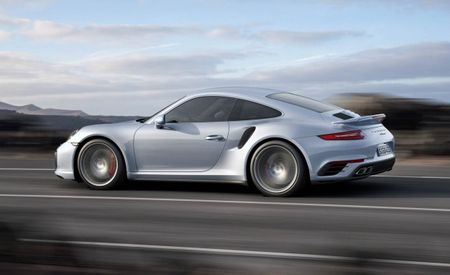 That 7:18 'Ring Time For the New Porsche 911 Turbo S Is Real—Sort Of
