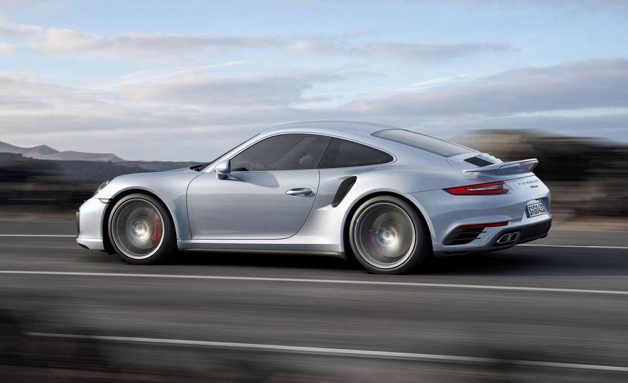 2017 Porsche 911 Turbo - Slide 20