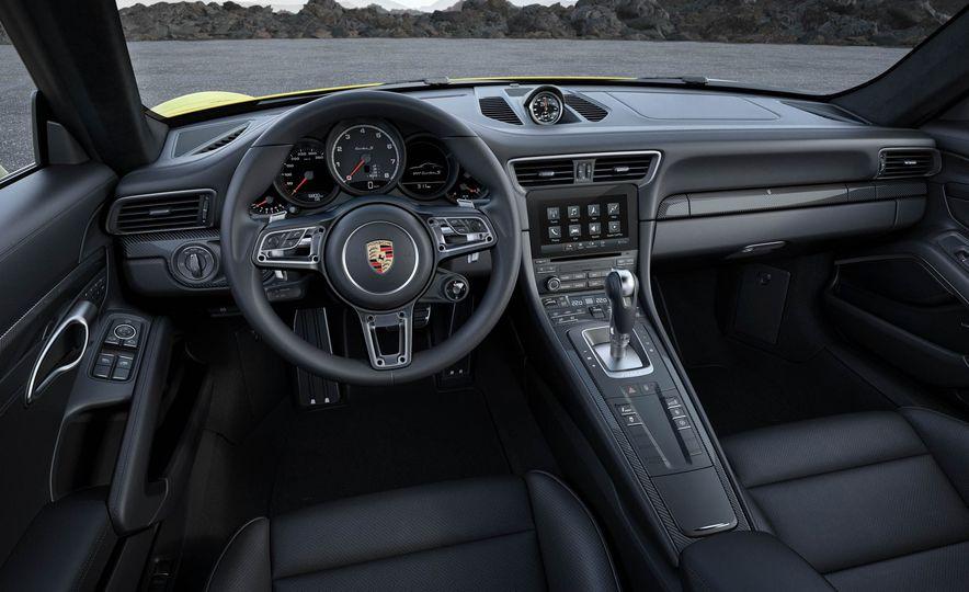 2017 Porsche 911 Turbo - Slide 16