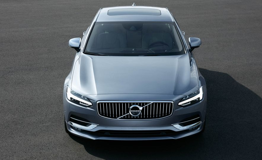 Volvo S90 Excellence interior concept - Slide 16