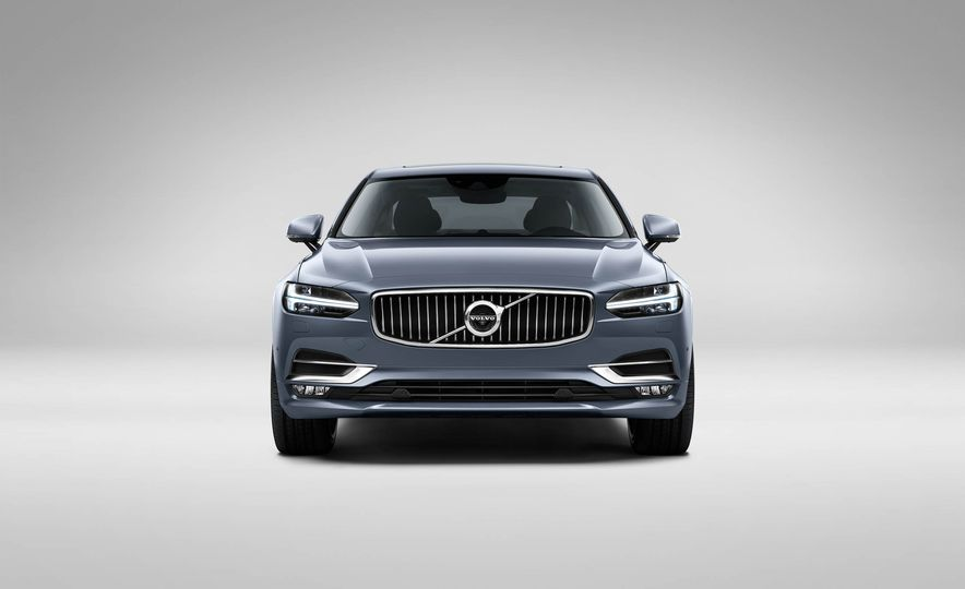 Volvo S90 Excellence interior concept - Slide 17