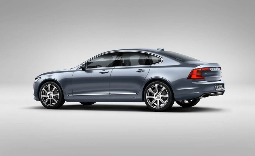 Volvo S90 Excellence interior concept - Slide 20
