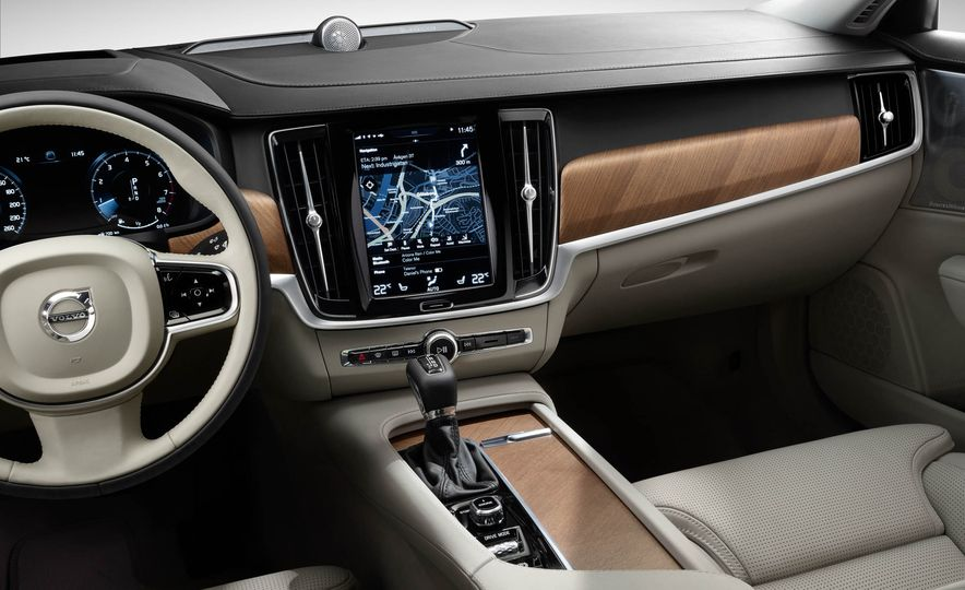 Volvo S90 Excellence interior concept - Slide 23