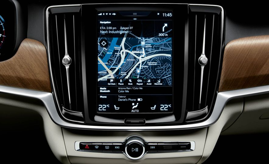 Volvo S90 Excellence interior concept - Slide 24