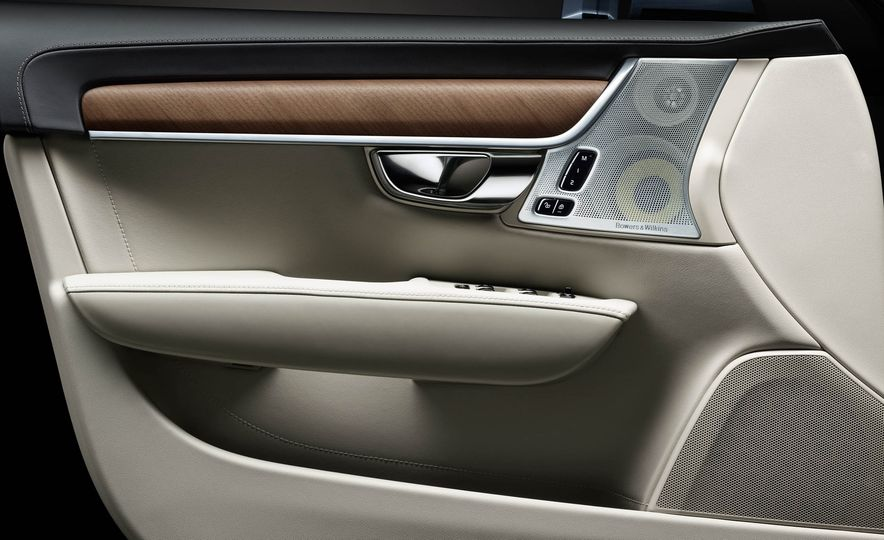 Volvo S90 Excellence interior concept - Slide 25