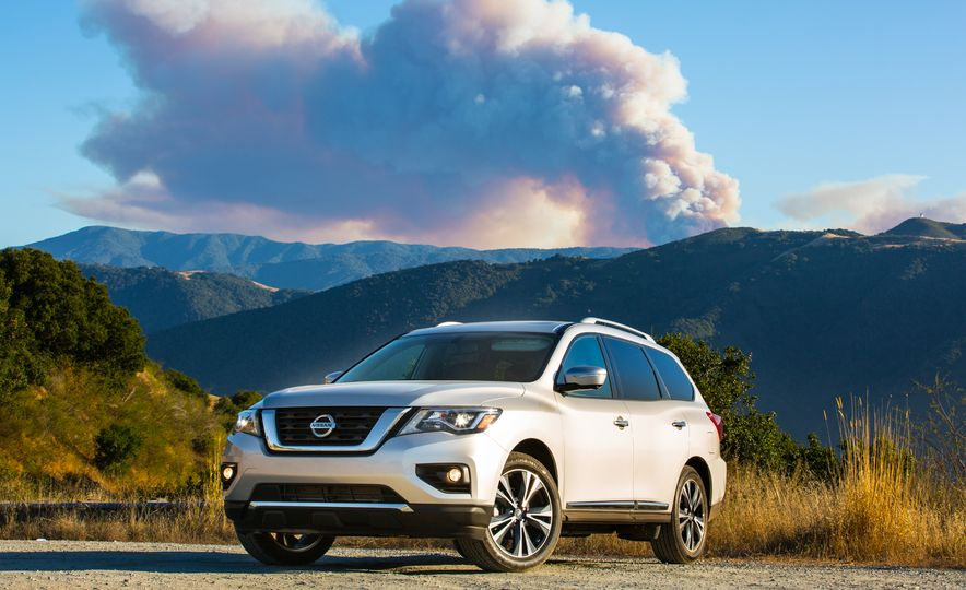 Triplicate: Three-Row Mid-Size Crossovers and SUVs Ranked from Worst ...