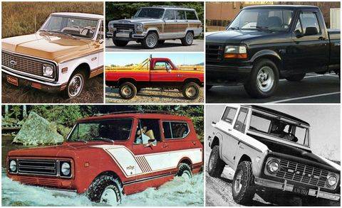 Car And Driver 51 Coolest Trucks