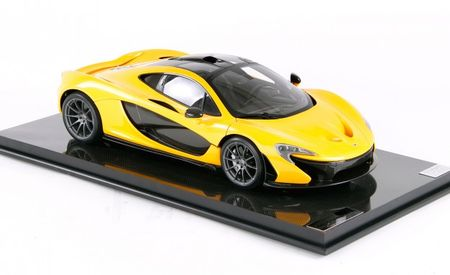 McLaren's P1 Still in Production, Only Slightly Smaller Than You Remember