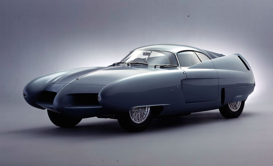 Exceptional Conceptual: The Greatest Concept Cars of All Time, Volume II - Slide 6
