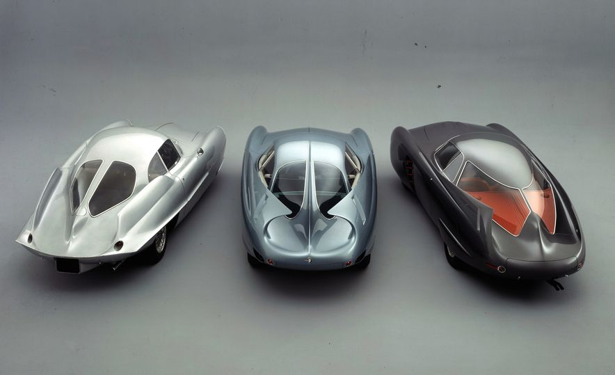 Exceptional Conceptual: The Greatest Concept Cars of All Time, Volume II - Slide 7
