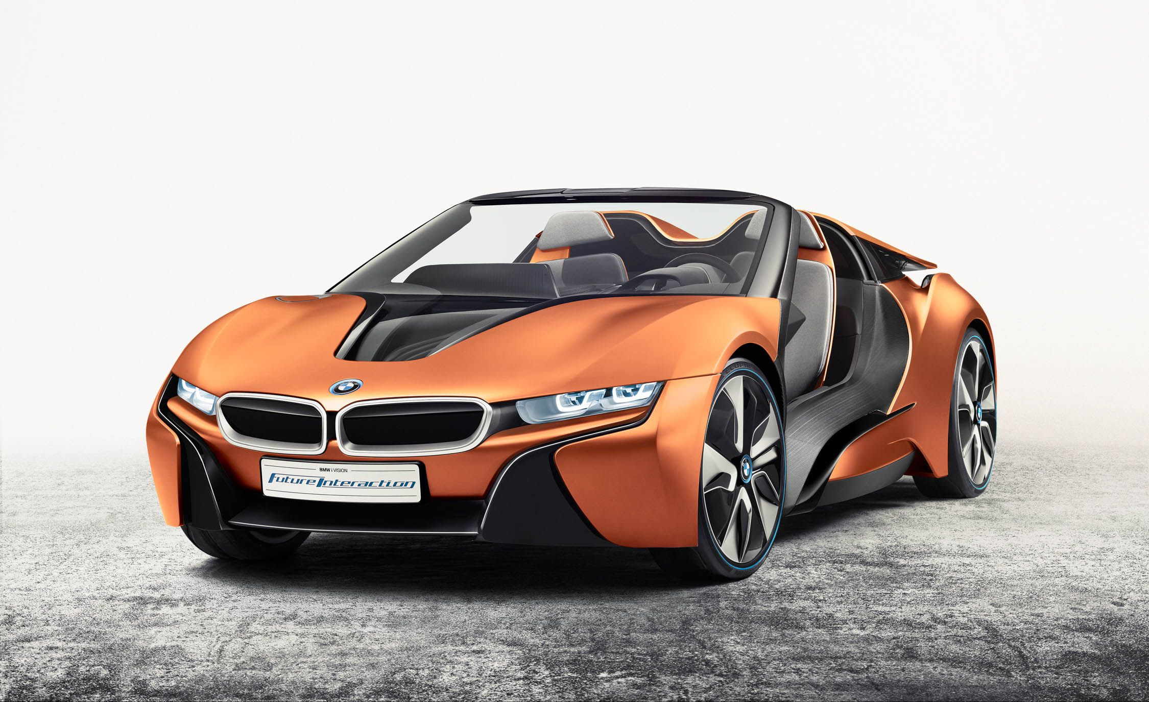 This BMW Concept Is Packed Full of Future Tech – News – Car and ...