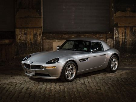 Roll Like Bond in This Nearly New BMW Z8 Roadster