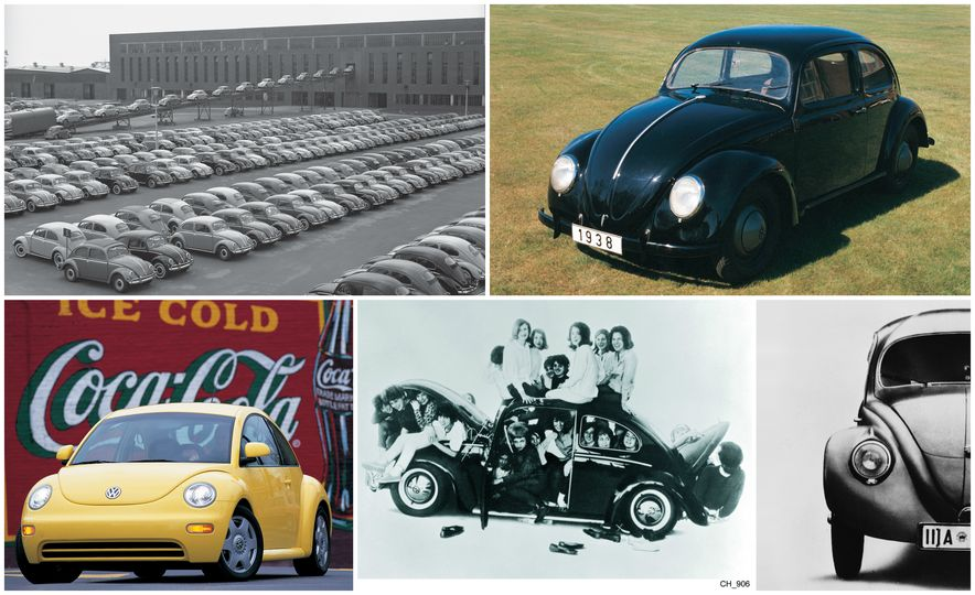 The Bug's Life: A History of the Volkswagen Beetle - Slide 1