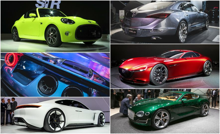 The Best Concept Cars of the Year: Supercars, EVs, Pickups, and More! - Slide 1