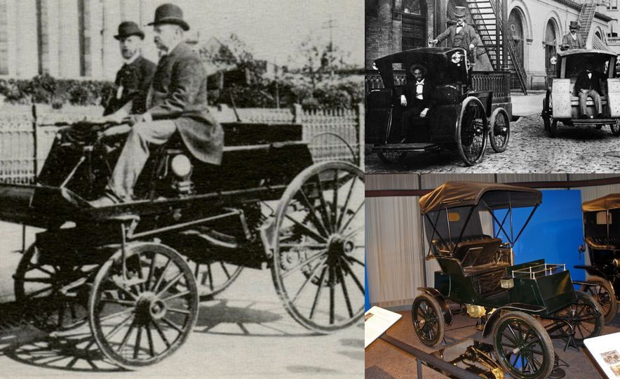 Worth the Watt: A Brief History of the Electric Car, 1830 to Present - Slide 2