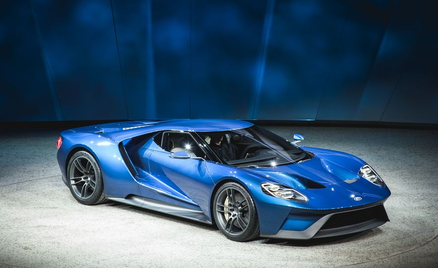 Hot Metal: The Most Anticipated New Cars of 2016 - Slide 13