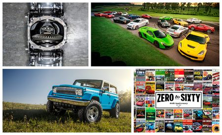 The Very Best Car and Driver Stories of 2015