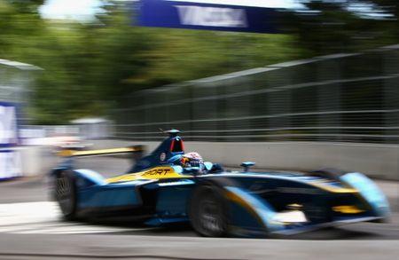 Speedy Kilowatts: Jaguar to Enter All-Electric Formula E Race Series