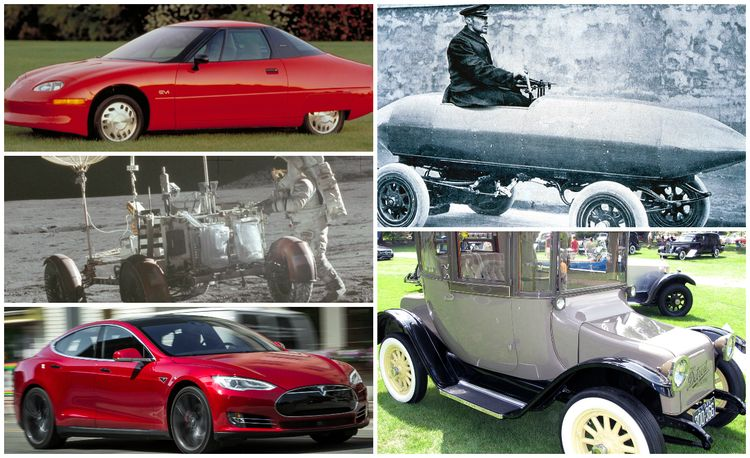 Worth the Watt: A Brief History of the Electric Car, 1830 to Present