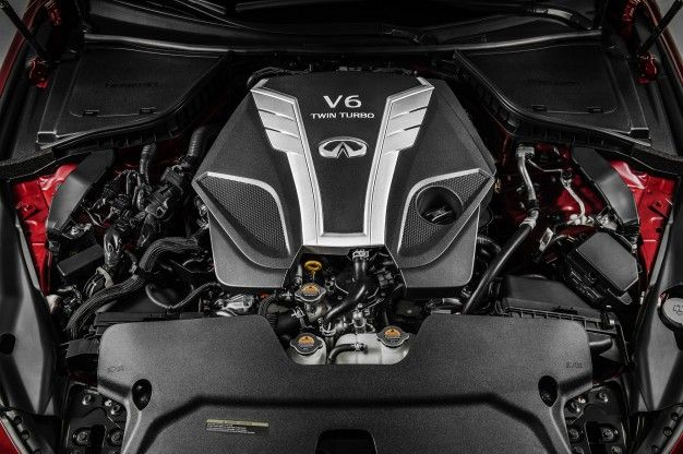 Check Engine: A Deeper Look at Infiniti's New Twin-Turbo 3.0-liter V-6