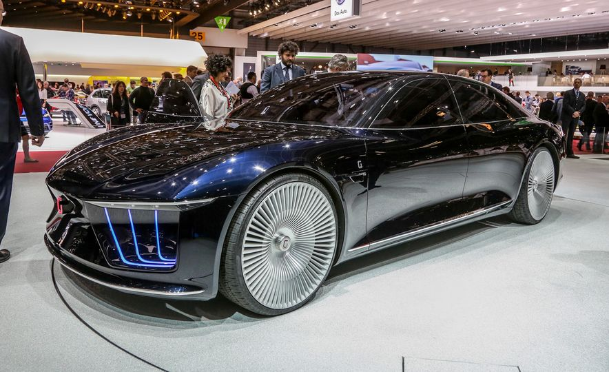 The Best Concept Cars of the Year: Supercars, EVs, Pickups, and More! - Slide 12