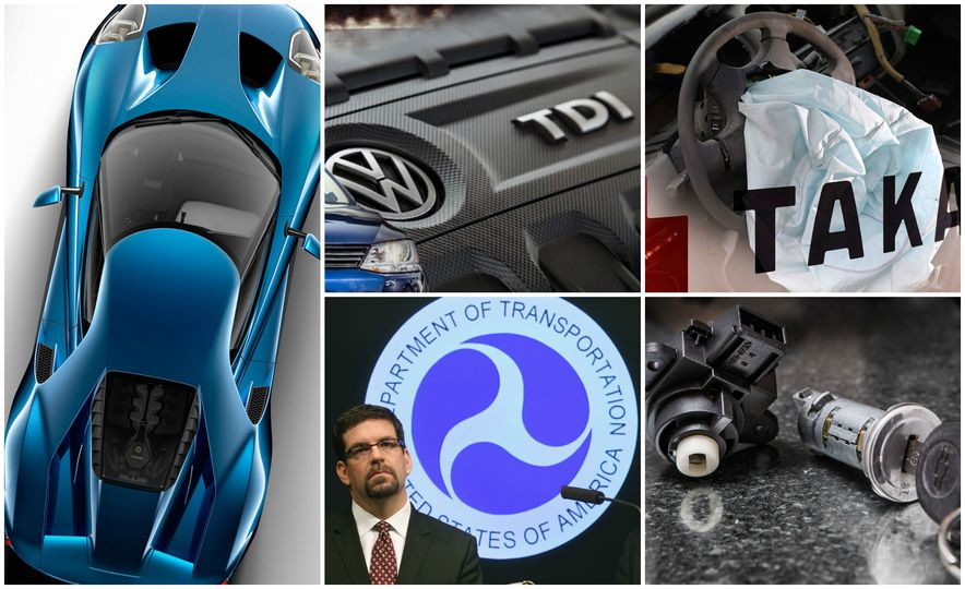 These Were the Biggest Automotive News Stories of the Year - Slide 1