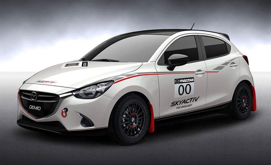 Mazda MX-5 NR-A racing spec concept - Slide 5