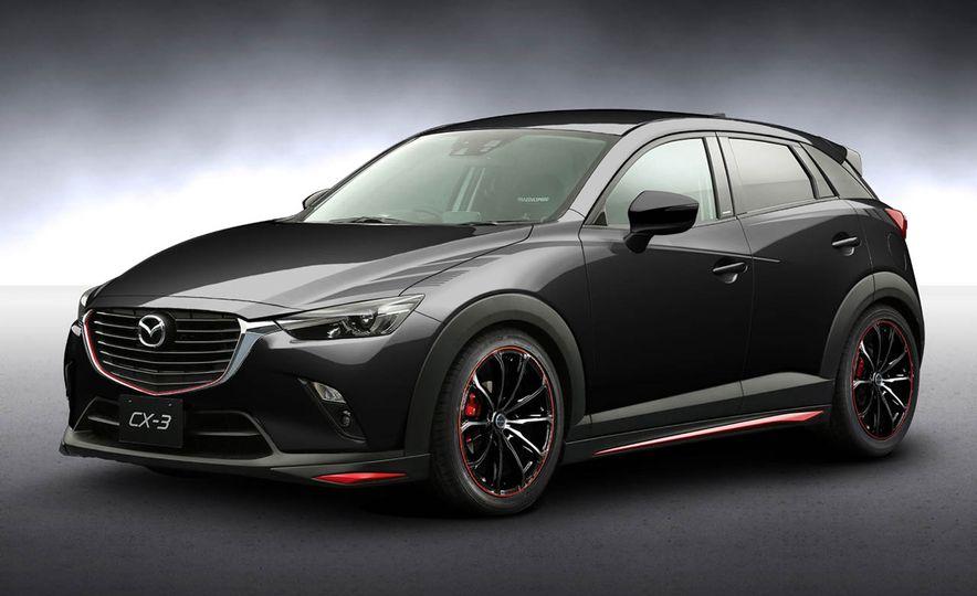 Mazda MX-5 Miata racing concept - Slide 5