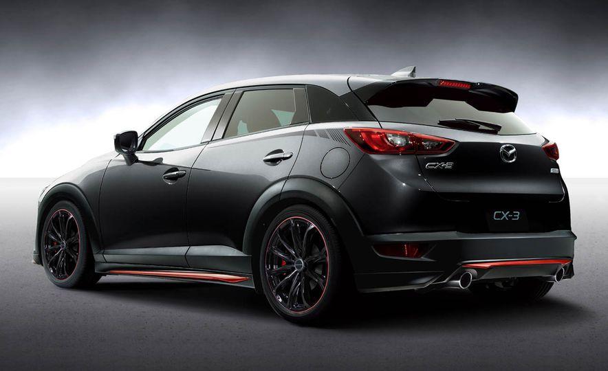 Mazda MX-5 Miata racing concept - Slide 6