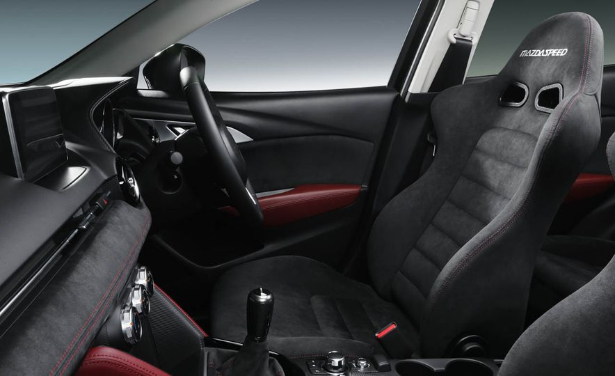 Mazda MX-5 Miata racing concept - Slide 8