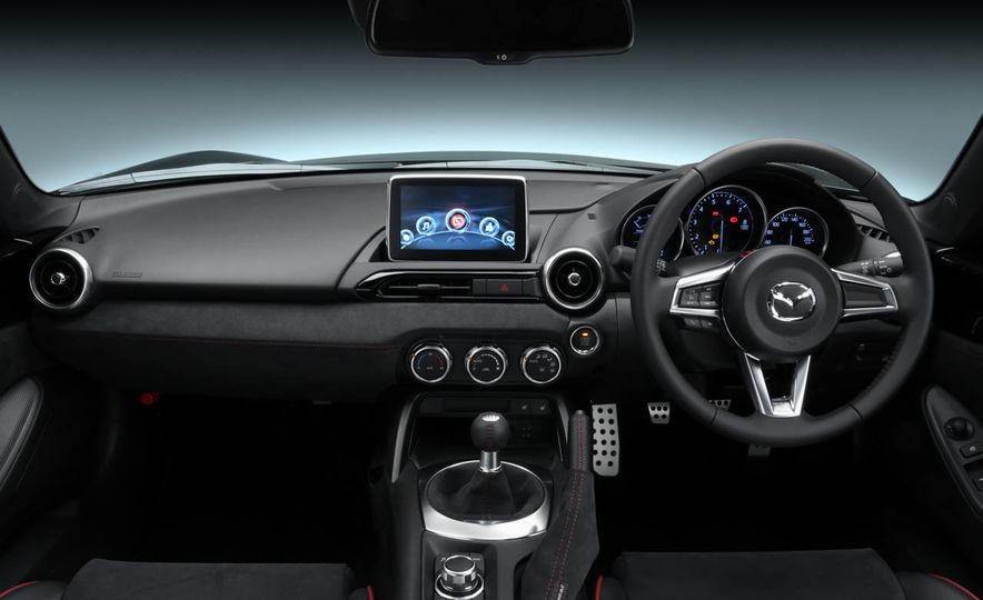 Mazda MX-5 Miata racing concept - Slide 3