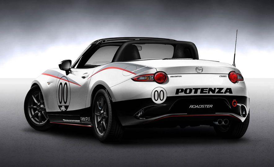 Mazda MX-5 NR-A racing spec concept - Slide 2