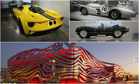 The New Petersen Auto Museum Is a Must-Visit