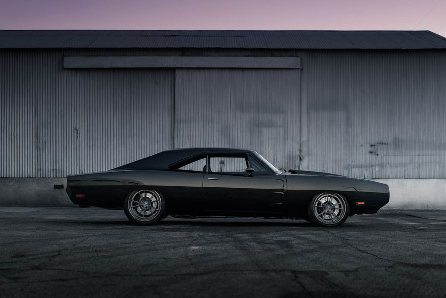 "SpeedKore Performance 1970 Dodge Charger ""Tantrum"" - Slide 4"