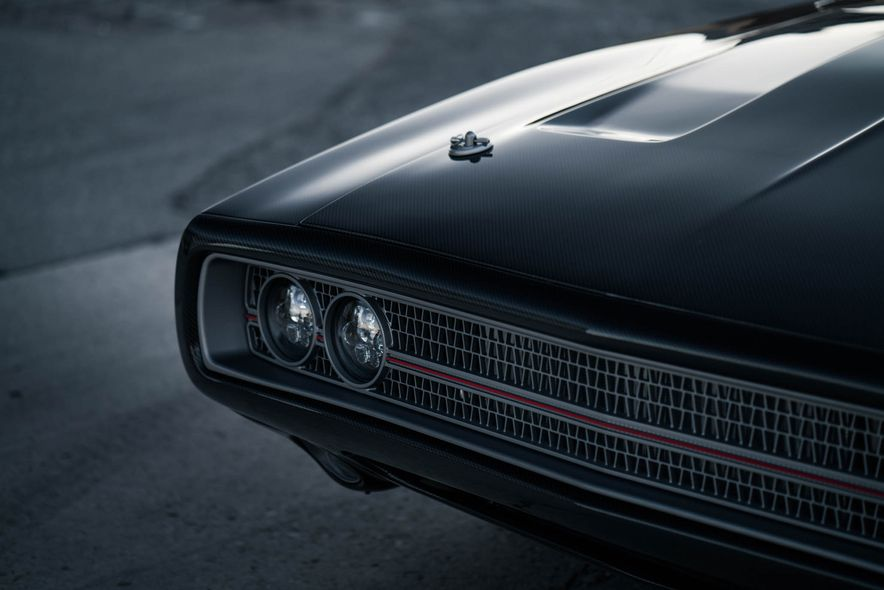 "SpeedKore Performance 1970 Dodge Charger ""Tantrum"" - Slide 13"