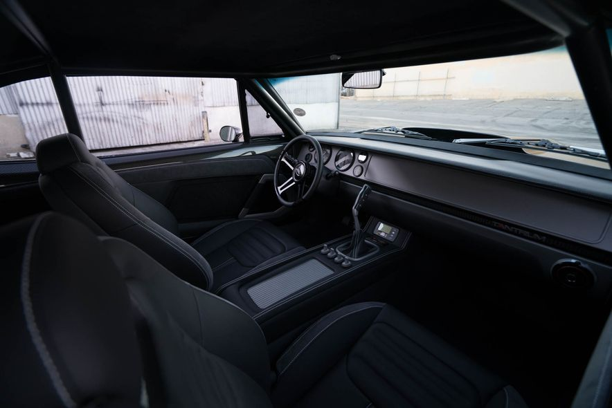 "SpeedKore Performance 1970 Dodge Charger ""Tantrum"" - Slide 27"