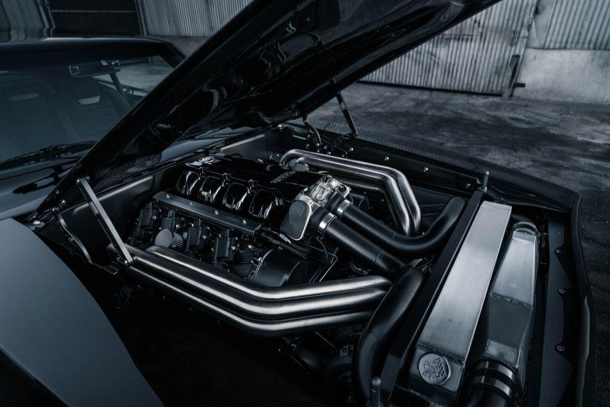 "SpeedKore Performance 1970 Dodge Charger ""Tantrum"" - Slide 42"