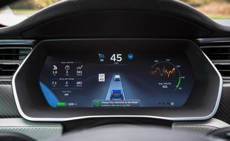 """Tesla Autopilot Adds """"Summon"""" Remote-Parking Ability, Restricts Autosteer Function"""