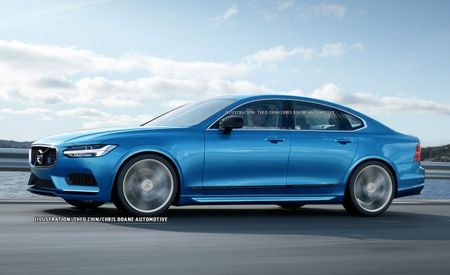 Volvo S90 and V90 Polestar Models? Why Not, Suggests CEO