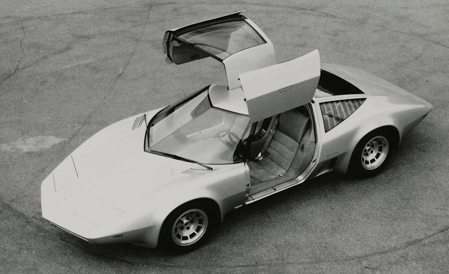 Exceptional Conceptual: The Greatest Concept Cars of All Time, Volume II - Slide 9