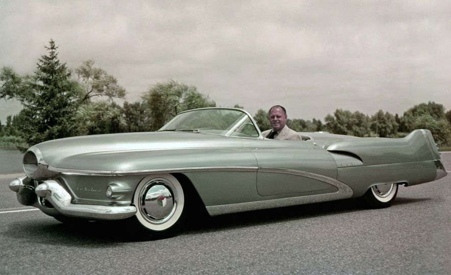 Exceptional Conceptual: The Greatest Concept Cars of All Time, Volume II - Slide 16