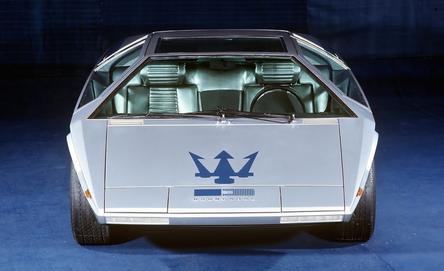 Exceptional Conceptual: The Greatest Concept Cars of All Time, Volume II - Slide 20
