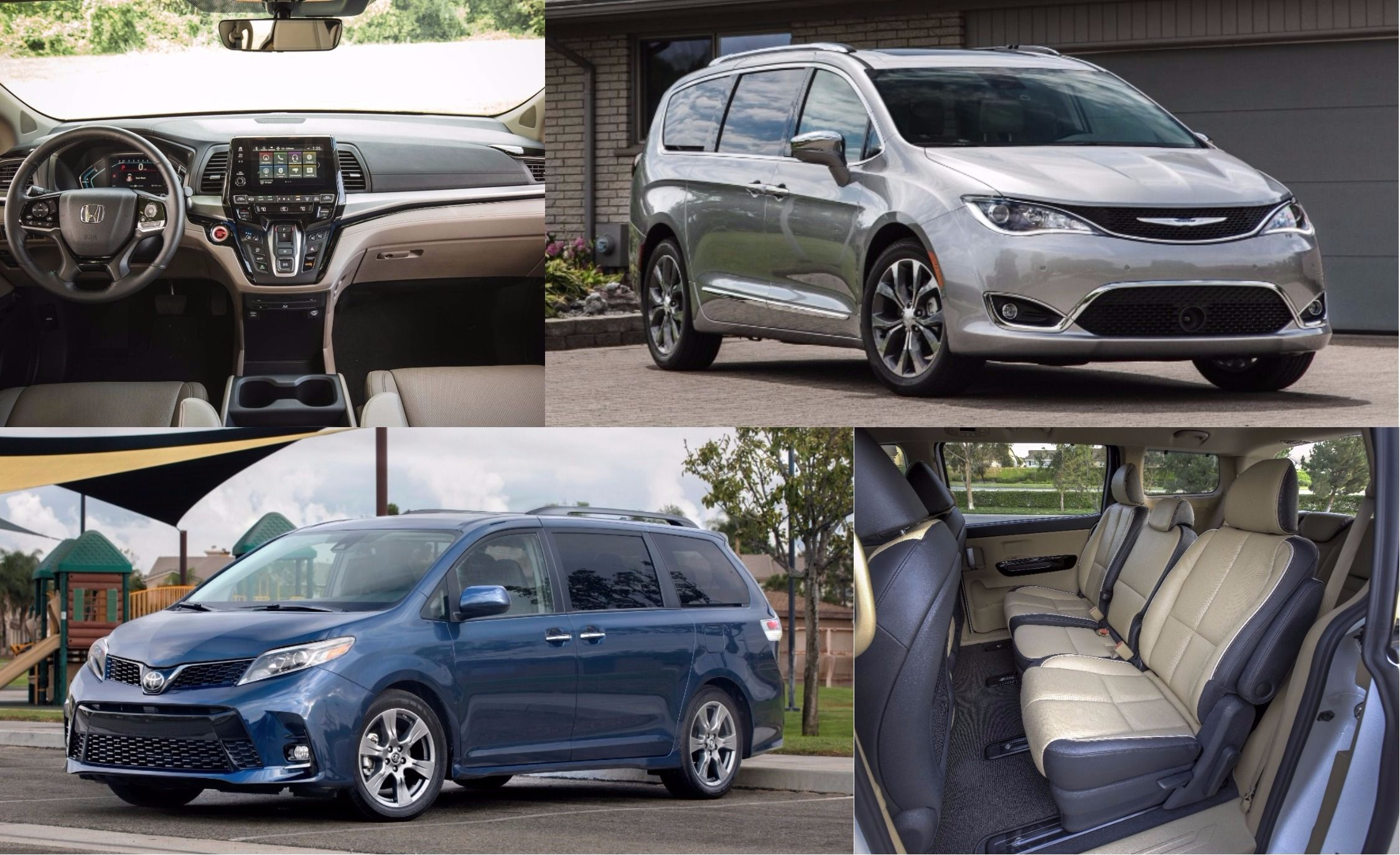 Top Boxes Every Minivan Ranked From Worst To Best