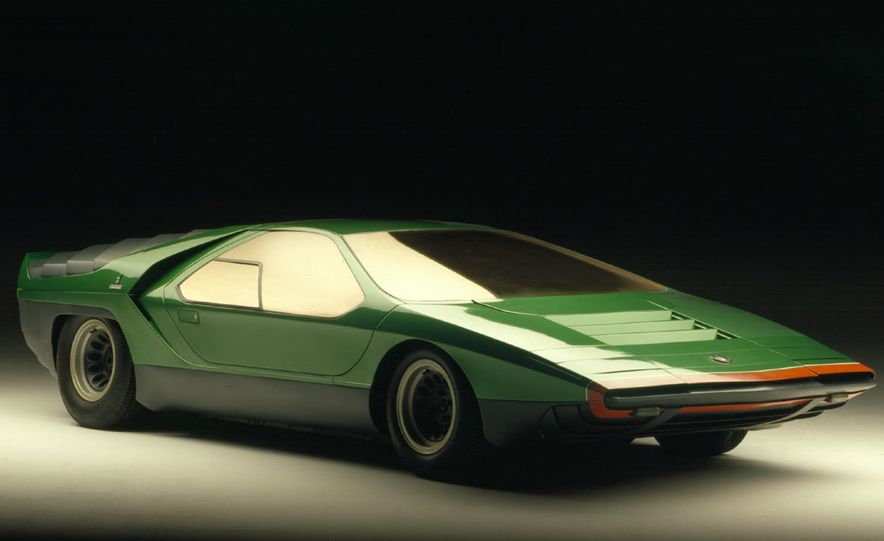 Doorstop Believin': 27 Incredible Concept Cars of the Wedge Era - Slide 6