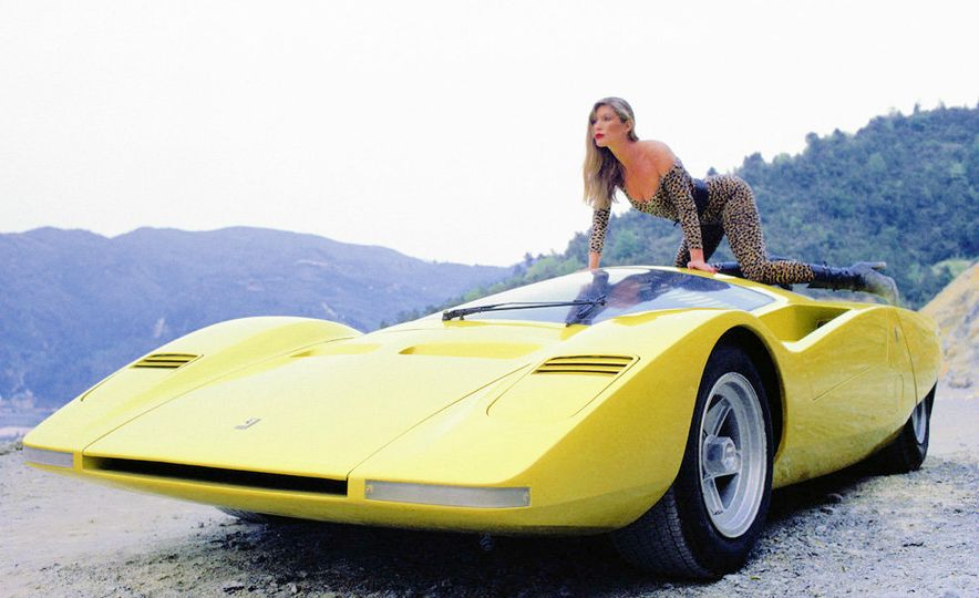 Doorstop Believin': 27 Incredible Concept Cars of the Wedge Era - Slide 9