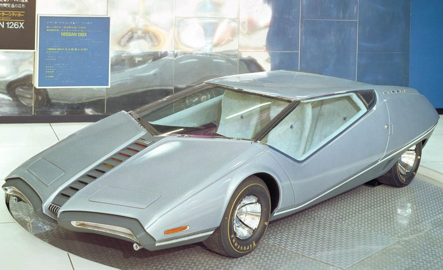 Doorstop Believin': 27 Incredible Concept Cars of the Wedge Era - Slide 20