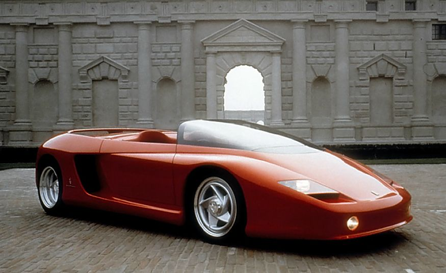Doorstop Believin': 27 Incredible Concept Cars of the Wedge Era - Slide 33